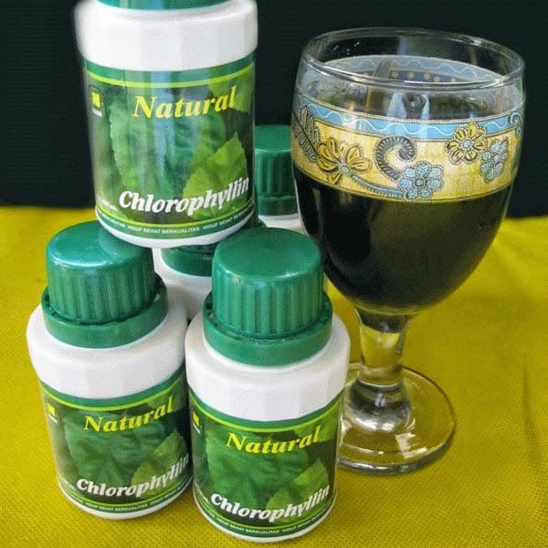 NATURAL CHLOROPHYLLIN